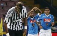 Thua trận, Juventus chìm sâu vào khủng hoảng