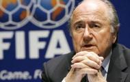 Thôi rồi, Sepp Blatter