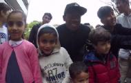 Sao Bayern Munich giúp đỡ người tị nạn Syria