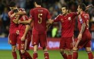 Thắng tưng bừng, Tây Ban Nha mang họa cho Juventus và Manchester City