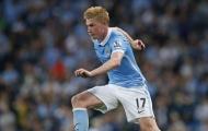 Góc Man City: Silva chấn thương, cờ đến tay Bruyne