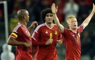 """Đội tuyển Bỉ: Ứng viên nghiêm túc chứ không phải """"ngựa ô"""""""