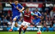 Chấm điểm trận West Ham – Chelsea: Nỗi thất vọng hàng thủ