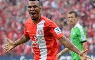 Mainz 2-0 Wolfsburg (Vòng 12 Bundesliga)