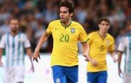 Kaka không muốn dự bị ở tuyển Brazil