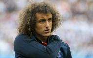 Kinh hoàng trước khủng bố, David Luiz không dám về Paris
