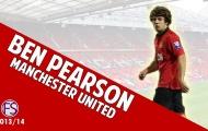 Ben Pearson – Sao trẻ sáng giá của Man United