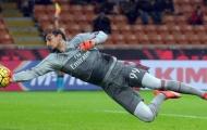 """Buffon ca ngợi thủ thành 16 tuổi của Milan là """"của hiếm"""""""