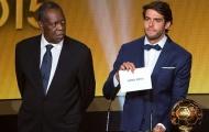 Messi, Ronaldo & những cầu thủ được đề cử Quả bóng vàng nhiều nhất