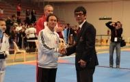 Việt Nam xếp thứ 2 toàn đoàn tại giải VĐ kỹ thuật Taekwondo ở Pháp