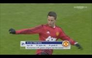 Màn trình diễn của Ander Herrera vs Liverpool