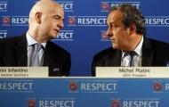UEFA: Không bầu cử khi Platini chưa kháng án xong