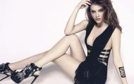 Cô bồ siêu mẫu của Dani Alves khoe thân nóng bỏng