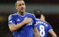 Huyền thoại của Arsenal ủng hộ việc Chelsea chia tay Terry