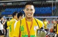 Cựu tuyển thủ Olympic Việt Nam gia nhập CLB Đồng Nai