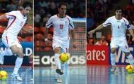 Những câu chuyện thú vị của futsal Iran