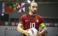 "Ricardinho – Hay chẳng kém ""Vua futsal"" Falcao"