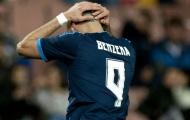 BBC của Real Madrid lại tan hoang