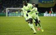 Yaya Toure – người tạo ra khác biệt cho Man City