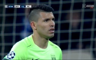 Màn trình diễn của Sergio Aguero vs Dynamo Kyiv