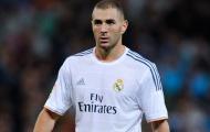 Nguy cho Real: đến lượt Benzema nghỉ dài hạn