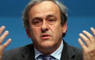 Platini bắt đầu chiến dịch phản công FIFA