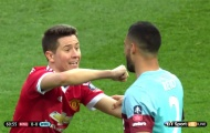 Màn trình diễn của Ander Herrera vs West Ham