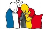 Sao tuyển Bỉ bàng hoàng trước khủng bố
