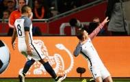 """Antoine Griezmann và siêu phẩm đá phạt giúp Pháp """"đả bại"""" Hà Lan"""