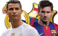 Chấm điểm siêu kinh điển: Ronaldo không phải hay nhất