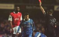 Vieira, Roy Keane & những cầu thủ nhận nhiều thẻ đỏ nhất lịch sử Premier League