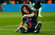 David Luiz lập kỷ lục đáng quên tại Champions League
