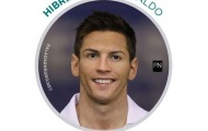 Ghép mặt ngôi sao bóng đá: Lionel Messi + Cristiano Ronaldo = Messinaldo