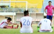 Sài Gòn FC gặp nhiều khó khăn vì kỳ nghỉ lễ