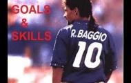 Roberto Baggio và những bàn thắng đi cùng năm tháng