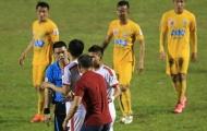 CLB SLNA và HLV Ngô Quang Trường sẽ bị phạt như thế nào?