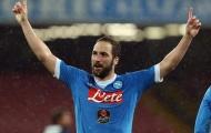 Những tay săn bàn hàng đầu Serie A
