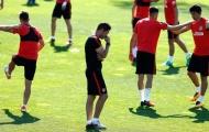 Diego Simeone và buổi tập chống 4-3-3