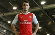 CHÍNH THỨC: Arsenal có Xhaka