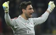'Tiểu Buffon' ấp ủ giấc mơ lớn tại AC Milan