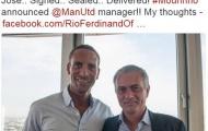 NÓNG: Mourinho đã ký hợp đồng với MU