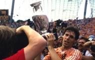 EURO 1988: Marco van Basten – Thiên nga vùng Utrecht