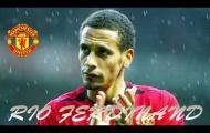 Siêu trung vệ Rio Ferdinand của Man United
