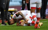 Cựu tiền đạo Liverpool chấn thương, HLV Southampton lo lắng
