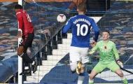 Chấm điểm Everton trận Man Utd: Chết vì sở trường!