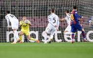 Buffon tạo nên kỷ lục đáng buồn cho Messi