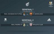 Barcelona và Real Madrid xác nhận thông tin về Bán kết Siêu cúp Tây Ban Nha