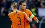 Virgil van Dijk chưa dám chắc về một tấm vé dự EURO