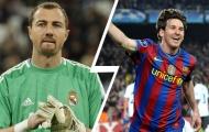 'Messi là kẻ giả tạo và hay thích khiêu khích'