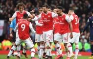 Arsenal thắng hủy diệt 6 bàn trước ngày Premier League trở lại